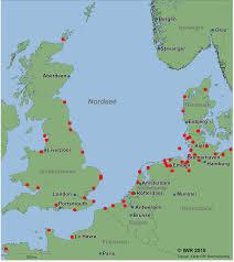 Bsh Baden Und Meer Windenergie Auf Dem Meer Weltweit Offshore Windindustrie