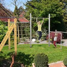 Backyard Pull Up Bar by Fitness Equipment For Families And Outdoor Workouts Diy Installation