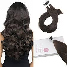 keratin tip extensions buy i tip hot fusion remy human hair extension moresoo hair