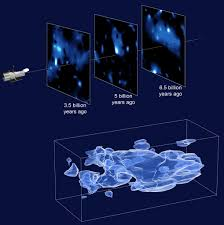 Map Of Universe Hubble Helps Make A 3 D Map Of Dark Matter Universe Today