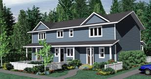 the clearwater triplex prefabricated home plans winton homes