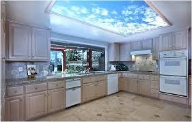 cuisine faux plafond faux plafond a led intelligemment eclairage cuisine plafond faux