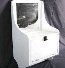 Antique Bathroom Medicine Cabinets by Antique Shaving Wall Oak Wood Bathroom Medicine Cabinet With Towel