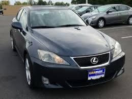 06 lexus is300 used lexus is 250 for sale carmax