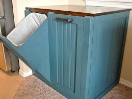 kitchen island trash bin tilt trash can diy tilt out trash can for kitchen double tilt