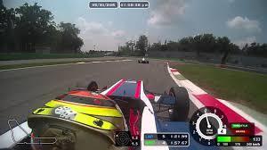formula 4 isyraf danish kikko galbiati f4 italian championship monza gara 1 youtube