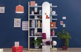 libreria per cameretta libreria alta per ragazzi surfy arredo design