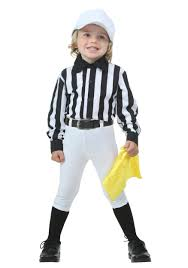 referee costume toddler referee costume