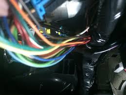 yellow and green wires under dash board corvetteforum