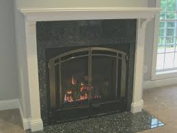 fireplace top white fireplace doors best home design fancy and