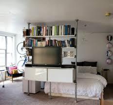 room divider shelves white