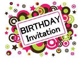 birthday invitations printable birthday invitations home weekly