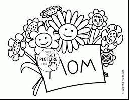 coloring pages 1 mom coloring pages flowers for you 1 mom