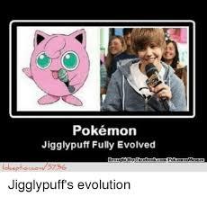 Pokemon Evolution Meme - pokémon jigglypuff fully evolved ancora s736 jigglypuff s evolution