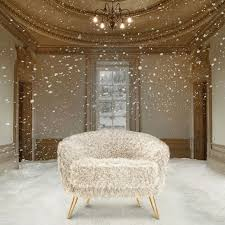 Fluffy Armchair Blog With Interior Designer News And Furniture News Winter