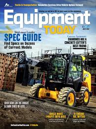 equipment today july 2017 by forconstructionpros com issuu
