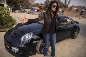 porsche showroom pakistani women breaking all stereotypes