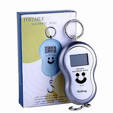 Timbangan Digital Untuk Ikan jual u041 timbangan digital gantung smile portable dle timbangan