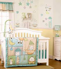 Moon And Stars Crib Bedding Baby Nursery Decor Funny Harmless Nursery Rhyme Baby Bedding