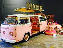 volkswagen camper pink simply cheshire news
