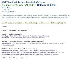 Past Events Wny Sustainable Business Roundtable