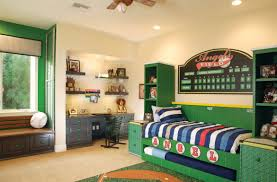 ideas for bedroom decor 47 really fun sports themed bedroom ideas home remodeling