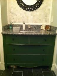 Dresser Turned Bathroom Vanity 39 Best Dresser Bath Vanities Images On Pinterest Bath Vanities