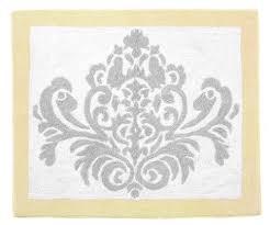 Damask Print Rug Cheap Yellow And Gray Bathroom Rug Find Yellow And Gray Bathroom