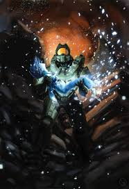 video games xbox cortana halo chief artwork halo 4