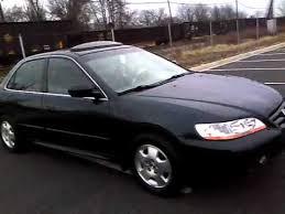 2001 honda accord ex v6 review start up rev interior overview