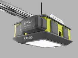 this is one seriously cool garage door opener seriously wired