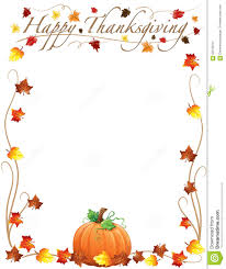 clipart thanksgiving borders clipart collection thanksgiving