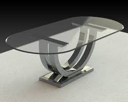 oval glass dining table oval glass dining room table for worthy oval glass dining table