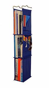 Locker Bookshelf Amazon Com Locker Ladder Locker Organizer Hanging Shelves Sewn