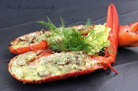 cuisiner un homard plancha de homard au gingembre et citron caviar