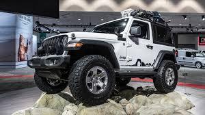 modified jeep 2017 mopar modified 2018 jeep wrangler sport la 2017 photo gallery