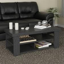Larkin Coffee Table Ameriwood Hollow Coffee Table In Black Ash 5187026pcom