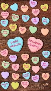 sweetheart candy sayings best and worst candy heart sayings of all time vintage cards