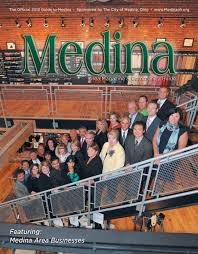 medina ohio area magazine and community guide by image builders