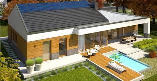 contemporary house plans single story single story modern house plans