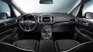 ford galaxy interior ford s max vignale 2 0 tdci 210ps 2016 review by car magazine