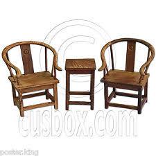 Round Armchair 1 6 Dollhouse Armchairs Ebay