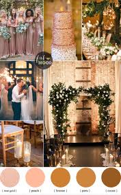 gold wedding theme stunning wedding colors with gold pictures styles ideas 2018
