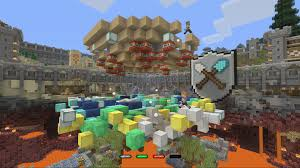 Hunger Games Minecraft Map Minecraft Game Ps3 Playstation