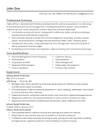 central sterile processing technician resume free resume example