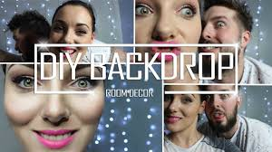 cute pics for background diy easy backdrop for filming background and cute room decor youtube