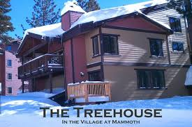 Mammoth Luxury Home Rentals by Village Treehouse 1 Apartments For Rent In Mammoth Lakes