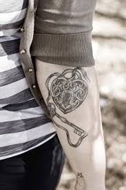 85 best lock and key tattoos designs u0026 meanings 2017