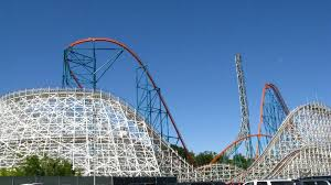 Six Flags In Usa Marcel Feige Schriftsteller