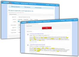 advance search u2013 applicant tracking u0026 recruiter software by acquiretm